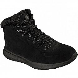 Skechers GO WALK CITY hnedá 36 - Dámske zimné topánky
