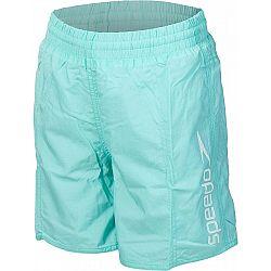 Speedo CHALLENGE 15 WATERSHORT modrá S - Chlapčenské plavecké šortky