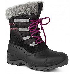 Spirale COPAX čierna 41 - Dámska zimná obuv