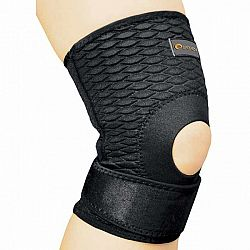 Spokey LAFE čierna L - Bandáž kolena