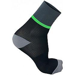 Sportful GIARA 15 SOCK zelená XL - Cyklistické ponožky