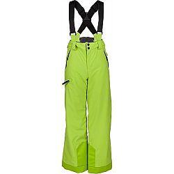 Spyder BOYS PROPULSION svetlo zelená 12 - Chlapčenské nohavice