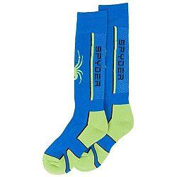 Spyder BOYS SWEEP modrá M - Ponožky