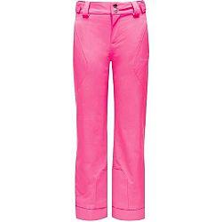 Spyder OLYMPIA PANT ružová 16 - Dievčenské nohavice