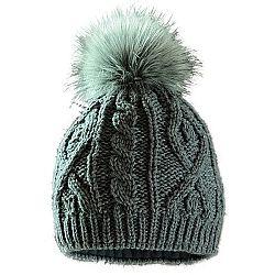 Starling ARAN béžová UNI - Zimná čiapka