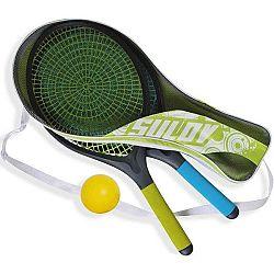 Sulov SOFT TENIS SET 2 čierna  - Set na lenivý tenis