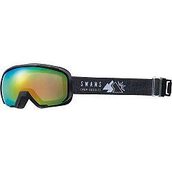 Swans 080-MDHS biela  - Lyžiarske/Snowboardové okuliare