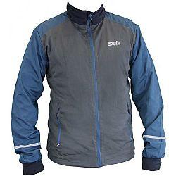 Swix XCOUNTRY M tmavo šedá XXL - Športová bunda