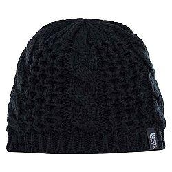 The North Face CABLE MINNA BEANIE čierna UNI - Dámska čiapka