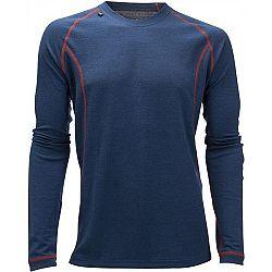 Ulvang 50FIFTY 2.0 modrá XXL - Pánske funkčné športové tričko