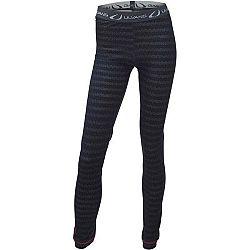 Ulvang 50FIFTY 2.0 W čierna L - Dámske funkčné vlnené nohavice