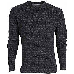 Ulvang 50FIFTY 2.0M tmavo šedá L - Funkčné tričko