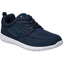 Umbro AYTOUN tmavo modrá 10.5 - Pánska voľnočasová obuv