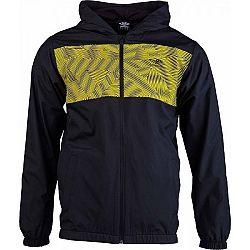Umbro CAGOULE  JACKET žltá XL - Pánska športová bunda