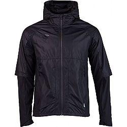 Umbro ELITE SILO TRAINING HYBRID JACKET čierna L - Pánska športová bunda