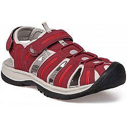 Umbro EMMA červená 41 - Dámske sandále