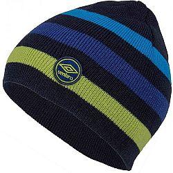Umbro ORIS modrá UNI - Chlapčenská čiapka
