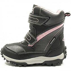 Umbro RICCO čierna 30 - Detská zimná obuv