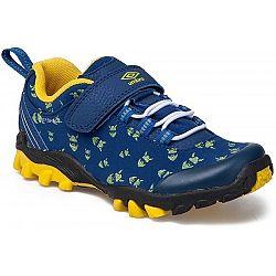 Umbro ROVIK modrá 28 - Detská vychádzková obuv
