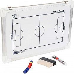 Umbro TACTIC BOARD - 45x30CM biela  - Magnetická tabuľa