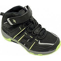 Umbro TANELI čierna 34 - Detská voľnočasová obuv