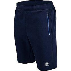 Umbro TRAINING SHORT tmavo modrá M - Pánske šortky