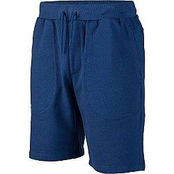 Umbro UWFC TEXTURED SHORT tmavo modrá M - Pánske šortky