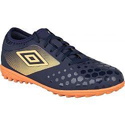 Umbro UX ACCURO II CLUB TF oranžová 9 - Pánske topánky