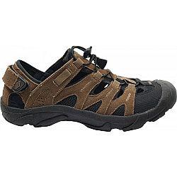 Umbro VEMUND hnedá 45 - Pánske sandále