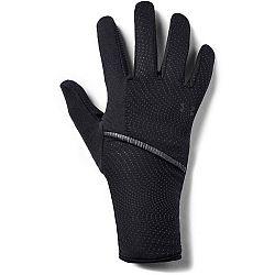 Under Armour STORM RUN LINER čierna M - Dámske rukavice