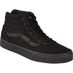 Vans YT WARD HI čierna 2 - Detská členková obuv