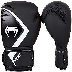 Venum CONTENDER 2.0 BOXING GLOVES biela 10oz - Boxerské rukavice