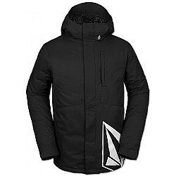 Volcom 17FORTY INS JACKET čierna L - Pánska lyžiarska/snowboardová bunda