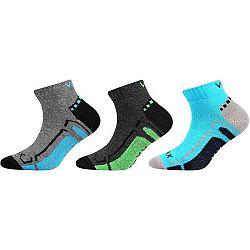 Voxx FLASHIK 3P ružová 17-19 - Detské ponožky