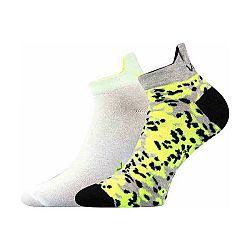Voxx IRIS VOXX - 2P biela 23-25 - Športové ponožky