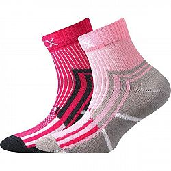 Voxx MAXTERIK ružová 23-25 - Športové ponožky
