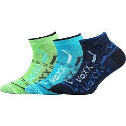 Voxx REXÍK zelená 17-19 - Chlapčenské ponožky