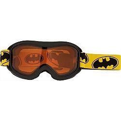 Warner Bros BATMAN čierna NS - Juniorské lyžiarske okuliare