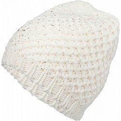 Willard ALKA biela UNI - Dámska pletená čiapka