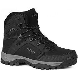 Willard BAMBOO čierna 46 - Pánska zimná obuv