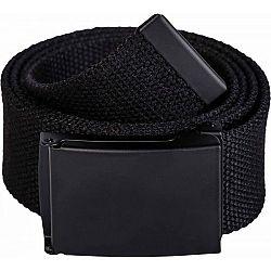 Willard BELT čierna L/XL - Textilný opasok