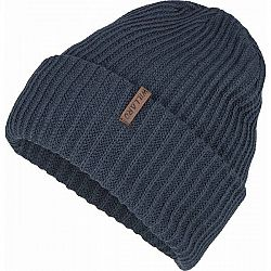 Willard CANER tmavo šedá UNI - Pánska pletená čiapka