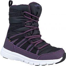 Willard CASANDRA čierna 31 - Detská zimná obuv