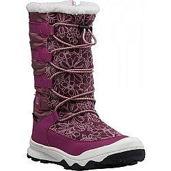 Willard CORA vínová 34 - Dievčenská zimná obuv