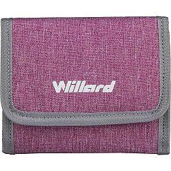 Willard CUBE ružová NS - Peňaženka