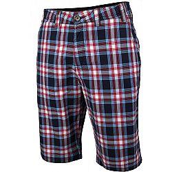 Willard DRAGO červená M - Pánske šortky