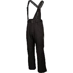 Willard EMO čierna L - Pánske lyžiarske nohavice