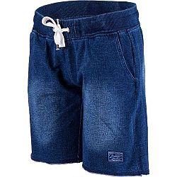 Willard PALOMA tmavo modrá M - Dámske šortky s džínsovým vzhľadom