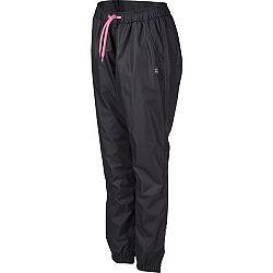 Willard RINA čierna XL - Dámske šuštiakové nohavice