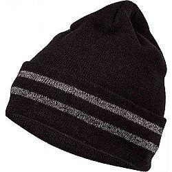 Willard ROB čierna UNI - Pletená čiapka